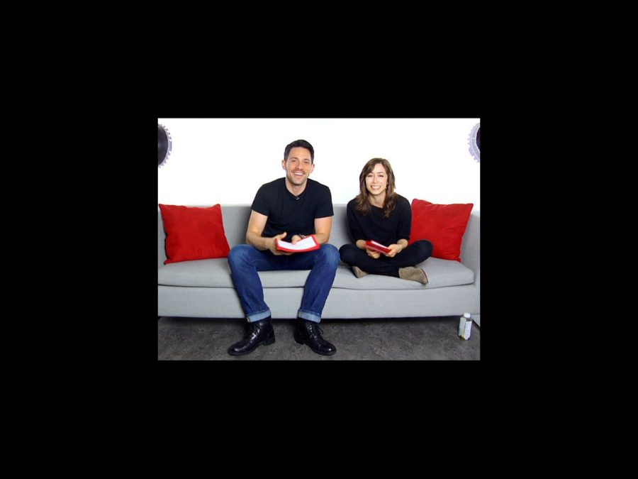 Ask a Star - Steve Kazee - Cristin Milioti - wide - 9/12