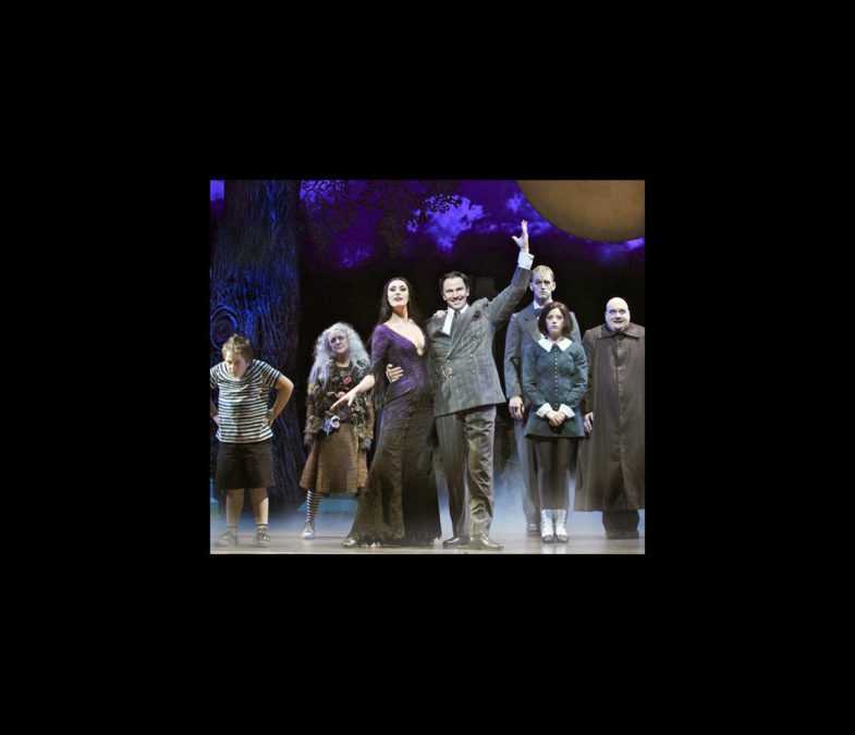 Hot Shot - Addams Family Touring cast - wide - 9/11