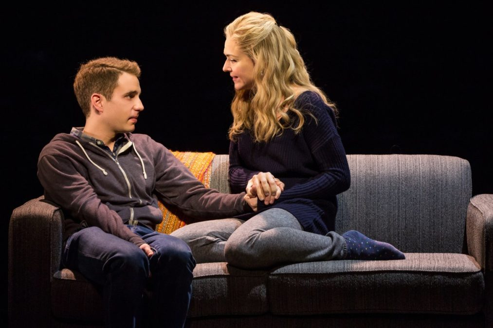 Show Photos - Dear Evan Hansen - 12/16 - Matthew Murphy
