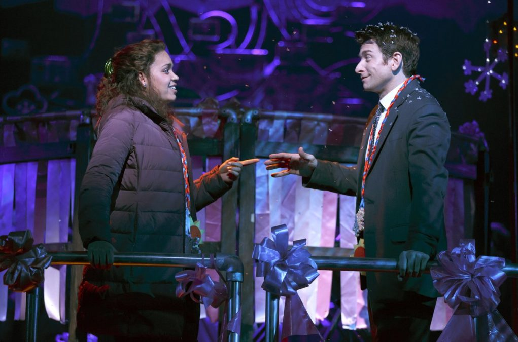 Show Photos - Groundhog Day - Andy Karl - 3/17 - Photo: Joan Marcus