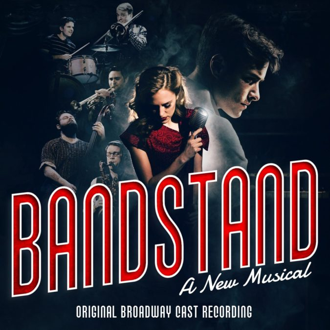 PRESS - Bandstand - Cast Recording Art - 6/17