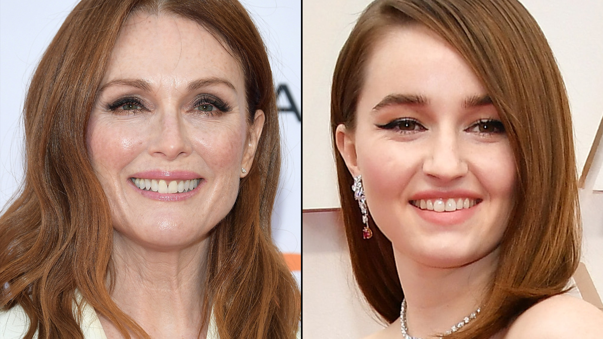 Julianne Moore - Kaitlyn Dever - 6/20 - Matt Winkelmeyer/Amy Sussman/Getty Images