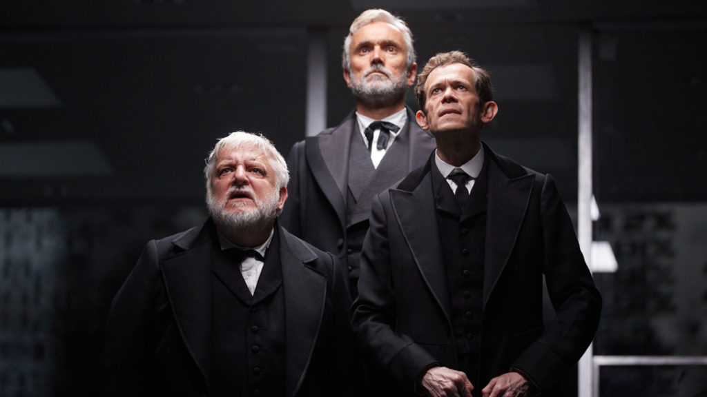 Show Photos - The Lehman Trilogy - LONDON -  Simon Russell Beale